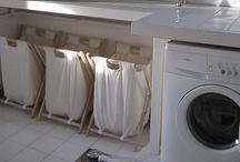 House - Laundry / by Belinda Sergeant