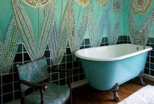 House - Bathroom / by Belinda Sergeant
