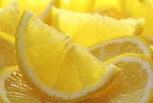 Lemony things / by Luisa Pollard