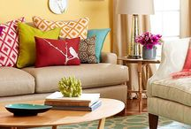 Family/Living Room / by Ashle'Anne Potter