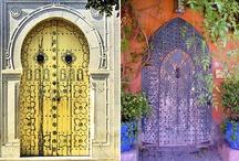 Doors & Door Knobs / Doors: endless possibilities.  / by Donna MacKenzie
