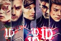 One Direction!!  / by Kaitlin Bays