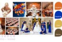 Wedding Color Schemes / by Essence Photo and Video