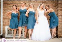 Bridesmaids Dresses / by Essence Photo and Video