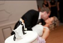 Wedding Cake Ideas / by Essence Photo and Video