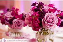 Wedding Flower Ideas / by Essence Photo and Video