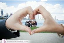 Chicago Wedding Photography Locations / by Essence Photo and Video
