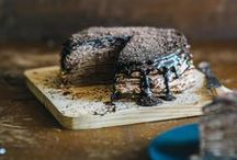Recipes / by Kristin Messenger