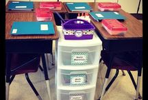 Classroom Organization / Management (tips & tricks) / by Nicole Waterson