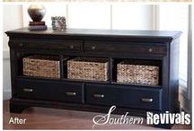 Refinished & Refurbished / by Nicole Waterson