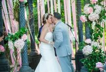 Suburban Ceremony Locations / by Essence Photo and Video