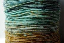 Yarn / Well, right now I'm averaging .75 projects a year, so I will get to these....... / by Karin McGaughey