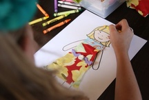 Preschool Ideas / by Ashley Walter