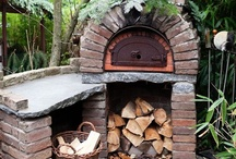 Masonry/Cob stoves and heaters / by Cyndi Bailey