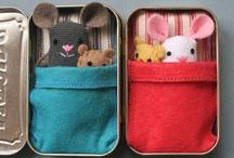 Toys to make! / by Sara Farb Delaguardia