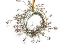 wreath... / by Mary Hagopian