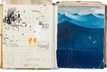 Sketchbooks / Sketchbooks  / by Biljana Kroll