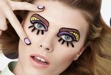 Beauty is in the eye... / by Tamera Lacroix