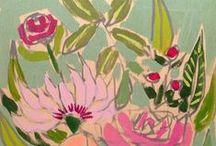 Florals / Floral inspiration / by Biljana Kroll