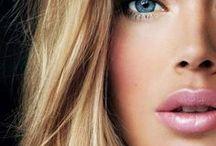 Makeup, Hair Down, & Hot Nails / by Christine Carolan