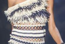 Jacquard Knit Inspiration / by Abby Van Horn