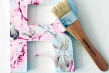 Handmade homemade ideas / by La Pinotea