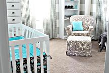 Nursery Inspiration / by Meredith Monson