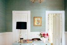 Home - Office / by Debbie Heald