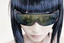 """Cyber-oscity / """"cyberpunk"""" / by Jeremy High"""