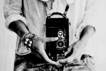 Cameras and Bicycles / Two things that I have always found charming, and always bring me happiness. / by Tani Major
