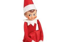 Elf Mischief!  / by Traci Palos