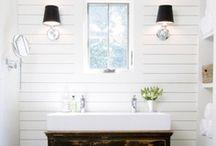 where we clean up (bathroom) / by Kara Kregel