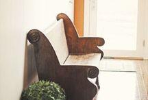 what we sit on (furniture) / by Kara Kregel