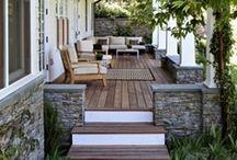 where we get fresh air (porch) / by Kara Kregel