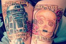 tattoos / by Megan Boyd