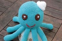 CROCHET KRAZY~Assorted Toys, etc / by Donna Medley