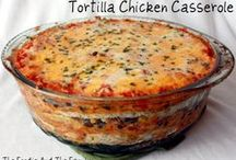 BAKING~CASSEROLES / by Donna Medley