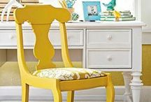 Home - decor / Decorating, styling, walls, pillows, curtains and furniture.  / by Lori Groenheide