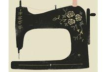 Sew Happy /   . / by LeeAshley Fields