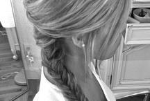 Hair Ideas / by Meghan Powers