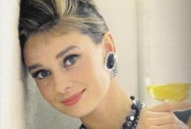 Audrey Hepburn - a Classic / by Shirley Simon