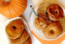 Bagels, Doughnuts, Scones, Muffins,Croissants / by Shirley Simon