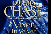 VIXEN IN VELVET / Dressmakers Book #3, starring Leonie, the redheaded youngest sister. / by TwoNerdyHistoryGirls ***