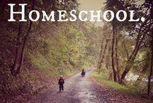 Homeschool / by Kathi Dugal