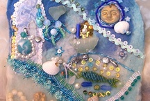 bead embroidery / by Nancy Wilkins