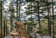 cabin / by Donna Henderson