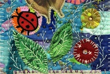 crazy quilting is driving me crazy / by Nancy Wilkins