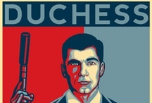 Codename: Duchess / Dedicated to all things related to the Archer TV show on the FX network. Welcome to the danger zone. http://codename-duchess.com  / by Chad Elkins