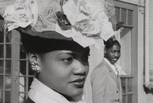 Vintage African American Photos / I am America.  I am the part you won't recognize. But get used to me. Black, confident, cocky; my name, not yours; my religion, not yours; my goals, my own; get used to me.