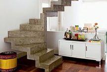 arquitetura e decoração da casa 2 / by Neide Candido Ramos